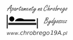 Apartamenty na Chrobrego Bydgoszcz logo